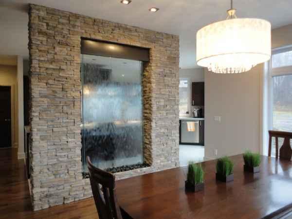 mur d 39 eau et mur de bulles marchandise ameublement et. Black Bedroom Furniture Sets. Home Design Ideas